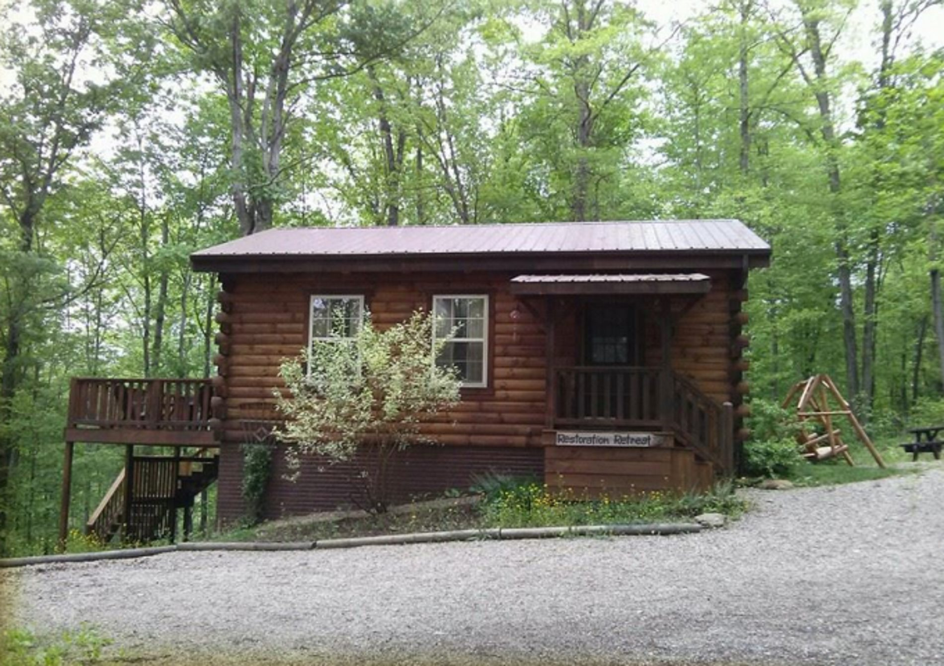 louisiana tubs property inn cottages glenlaurel in previous hot registry select a with cabins scottish